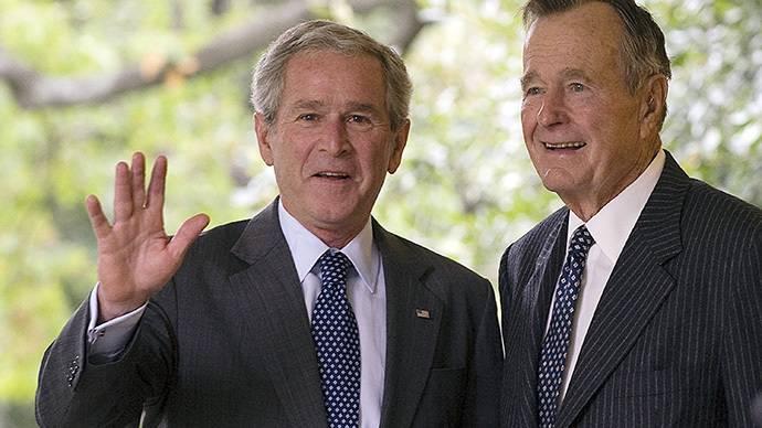Джордж буш-младший: фото, биография, внешняя и внутренняя политика, годы правления
