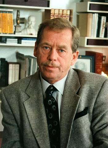Гавел, вацлав (политик) - вики