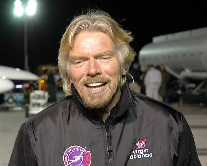 Ричард брэнсон: миллиардер, которому никогда не скучно