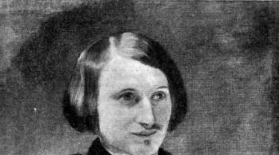 Интересные факты о писателе. краткая биография николая гоголя