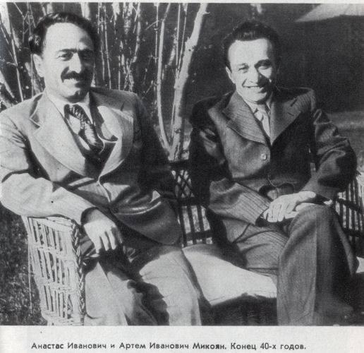 Артём иванович микоян биография, ранние годы, образование собственного кб, разработки