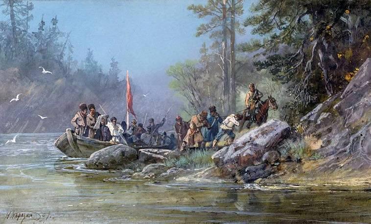 Владимиро-суздальское княжество в 12-13 веках
