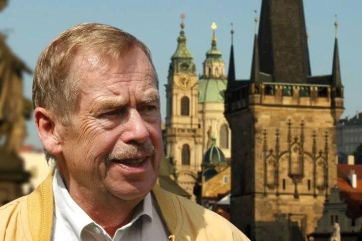 Гавел вацлав: биография, карьера, личная жизнь