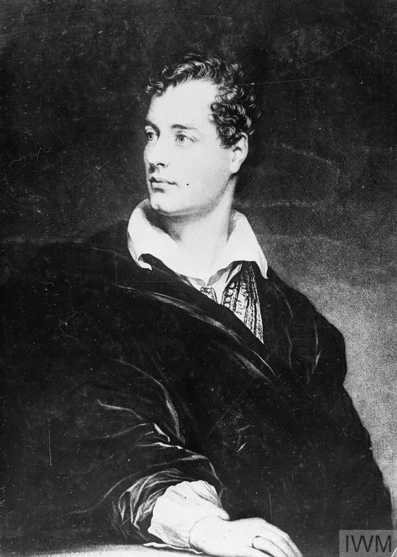 Джордж гордон байрон (1788-1824) — биография, жизнь и творчество поэта
