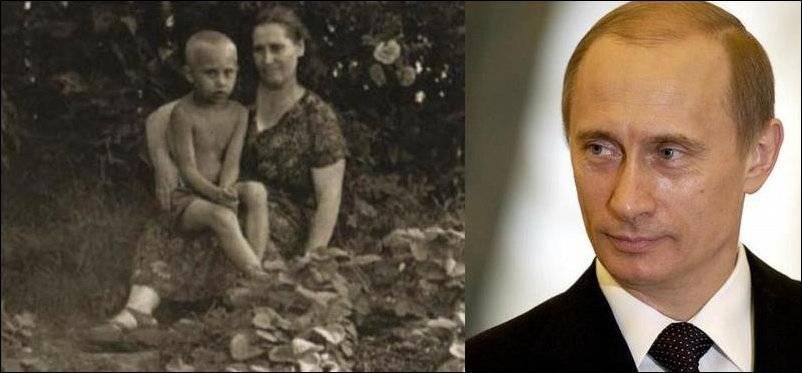 Кто по национальности владимир путин: его настоящая фамилия