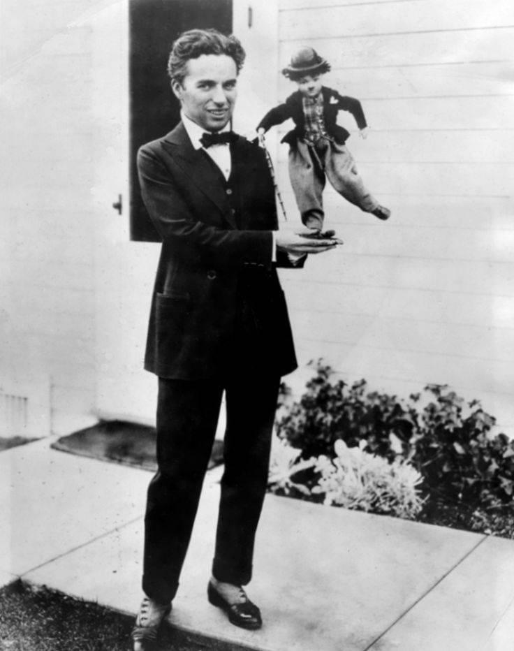 Чарли чаплин - биография