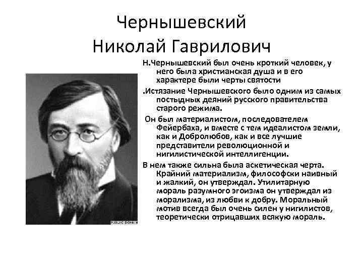 Николай гаврилович чернышевский — краткая биография | краткие биографии
