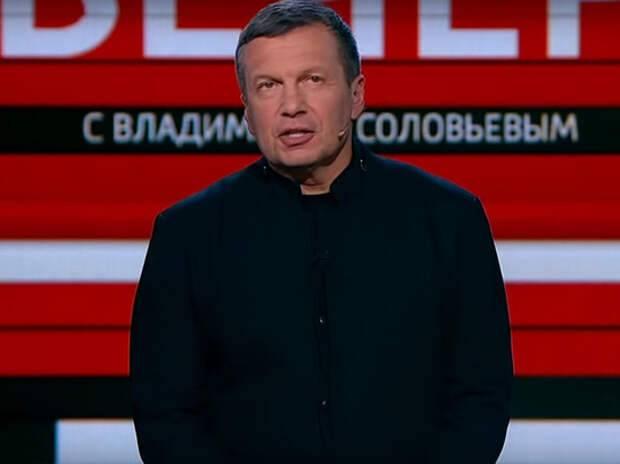 Владимир соловьев личная жизнь и биография телеведущего, его жена, семья и дети
