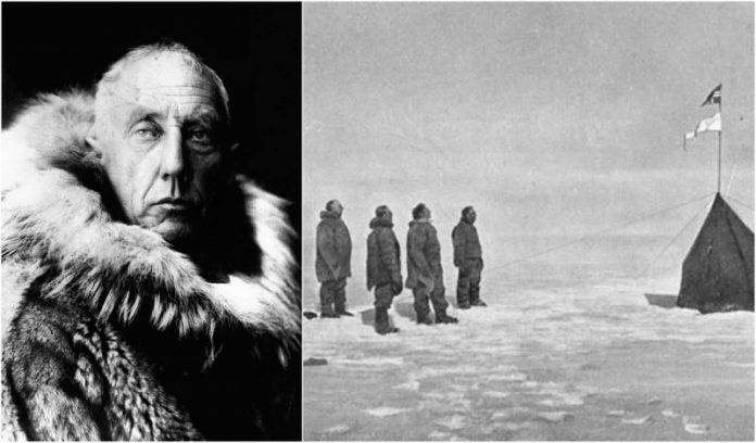 Амундсен, руаль | наука | fandom