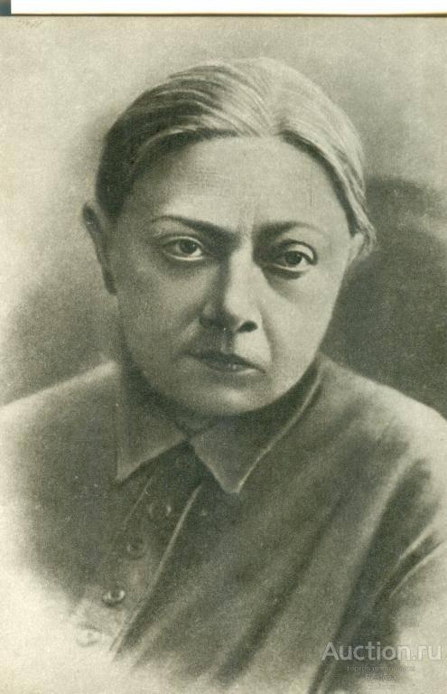 Крупская н.к. (краткая биография жены ленина)
