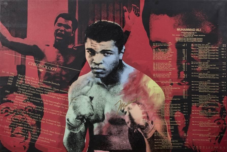 Мохаммед али: трагическая история жизни известного боксера