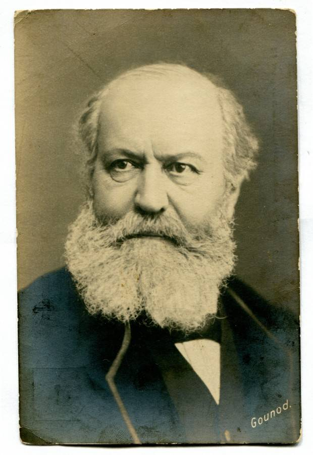 Шарль гуно (1818–1893). 100 великих композиторов