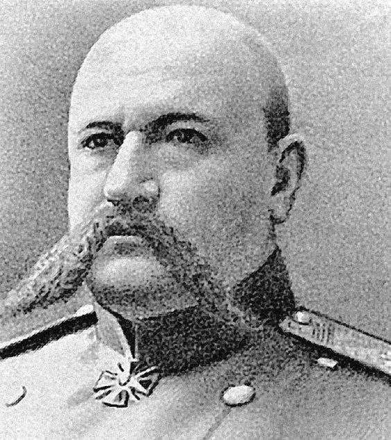 Юденич, николай николаевич — википедия. что такое юденич, николай николаевич