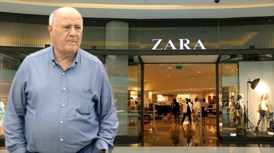 Амансио ортега - скромный миллиардер, самый богатый человек в мире   компаньон