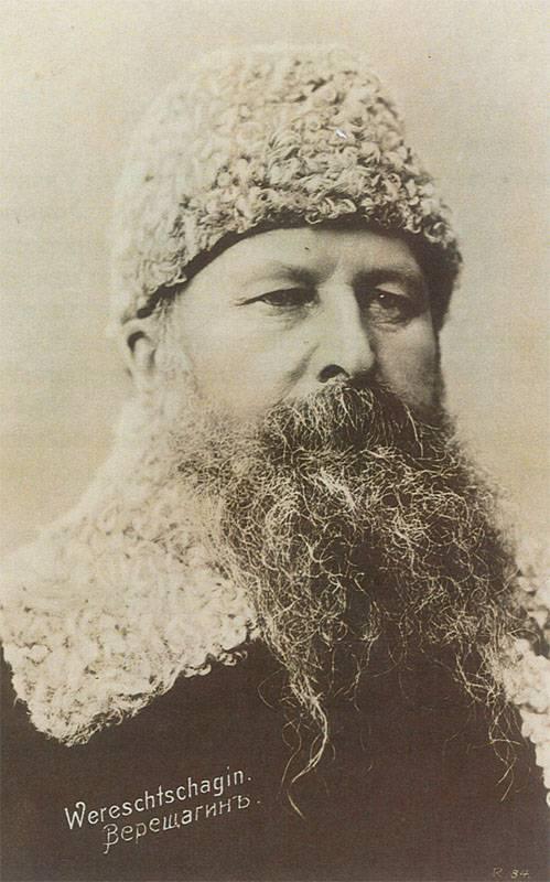 Василий васильевич верещагин. биография художника
