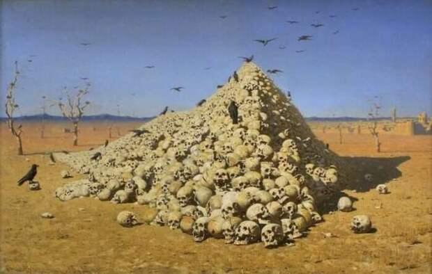 Василий верещагин — русский художник-баталист, неутомимый путешественник