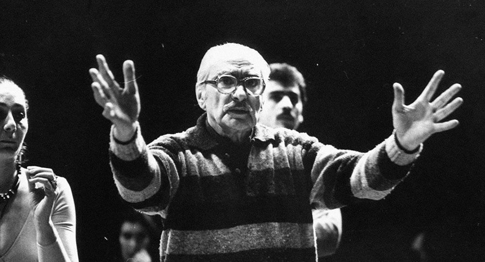 Михаил иванович туманишвили биография, театральные постановки, награды и звания, известные ученики