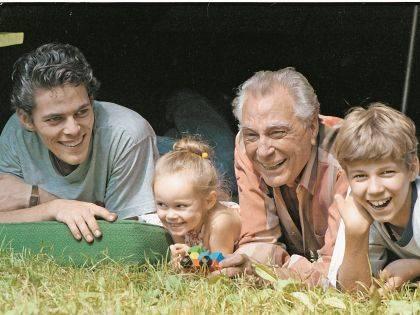 Сын и дочь евгения матвеева