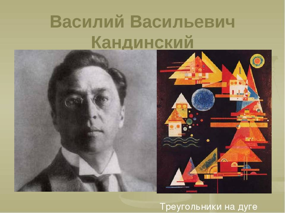 Василий кандинский — основоположник абстракционизма в живописи