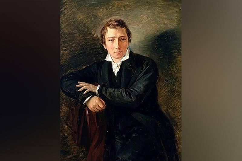 Краткая биография поэта генриха гейне