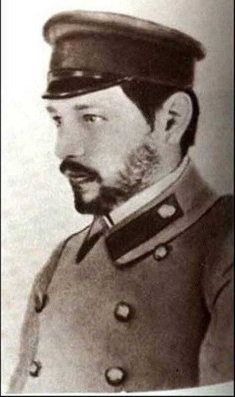 Биография Льва Кобылинского