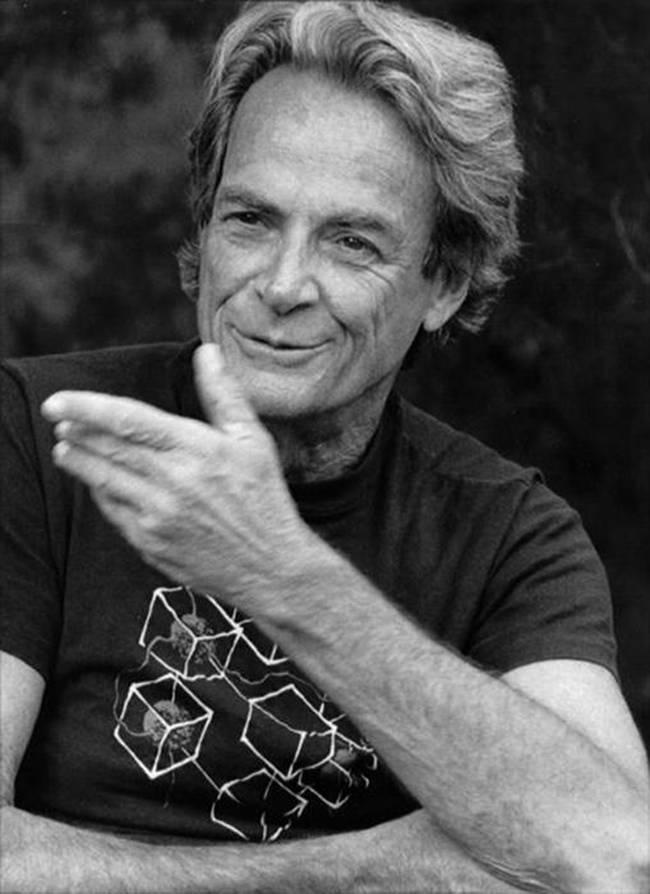 Ричард фейнман