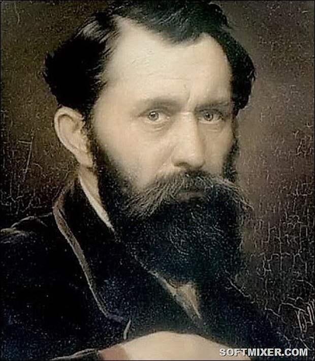 Почему знаменитый русский художник василий перов носил вымышленную фамилию