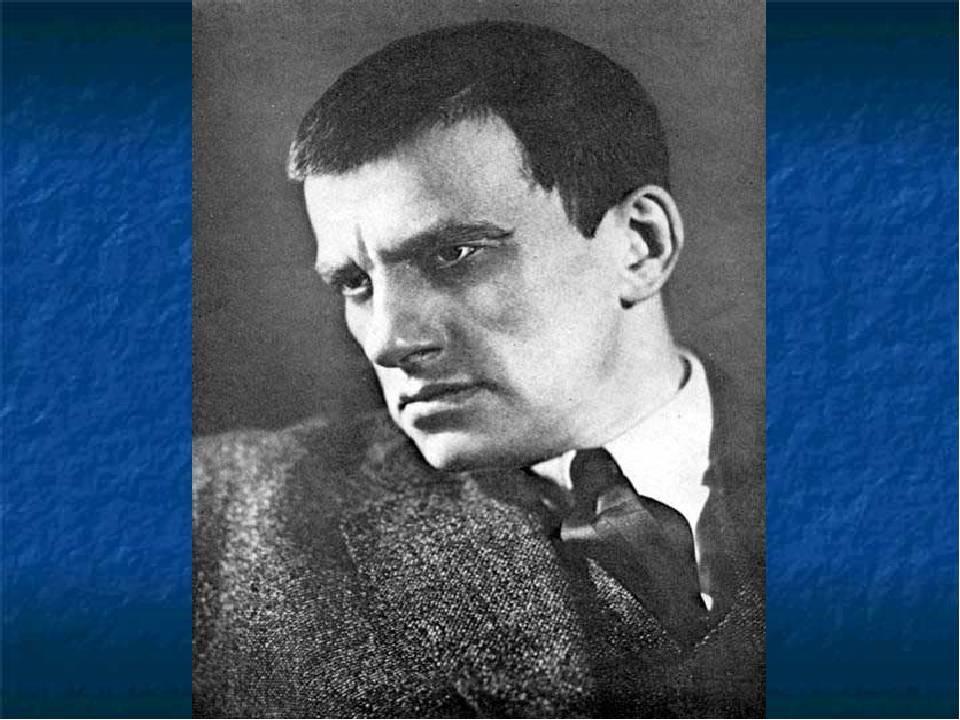 Владимир маяковский: биография и творчество поэта