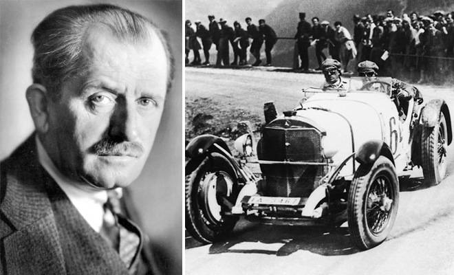 Фердинанд порше и электромобиль. начало пути