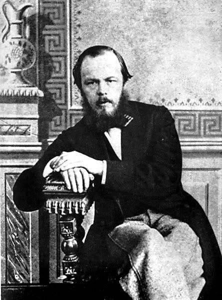 Биография федора достоевского