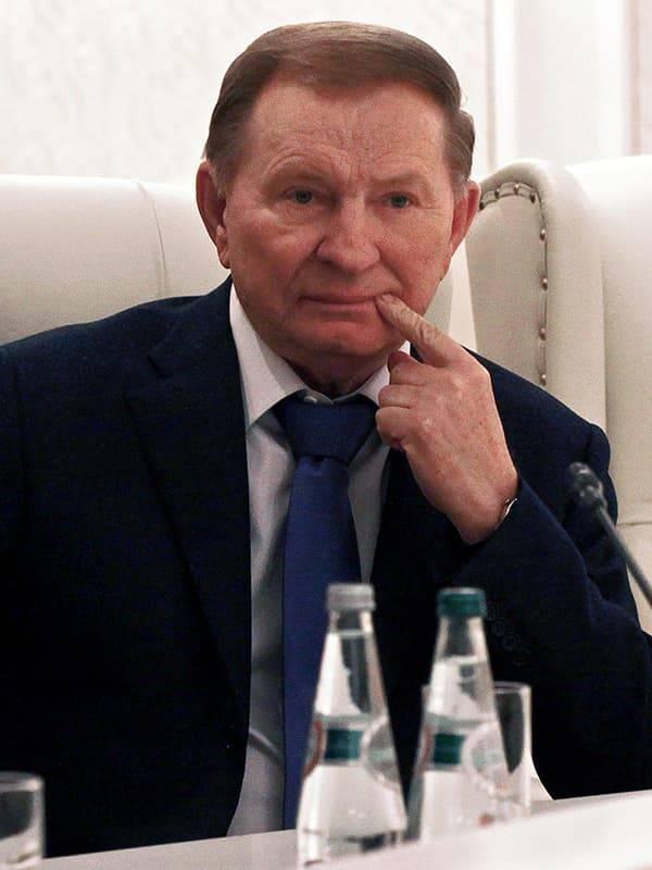 Кучма, леонид данилович — досье