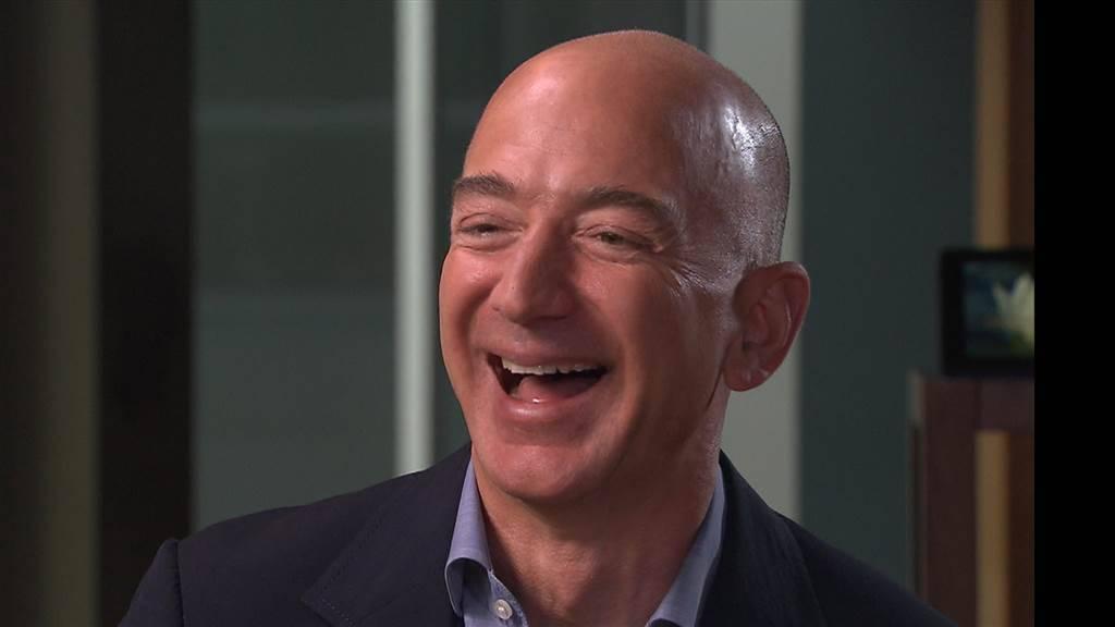 Джефф безос: биография создателя amazon и богатейшего человека мира
