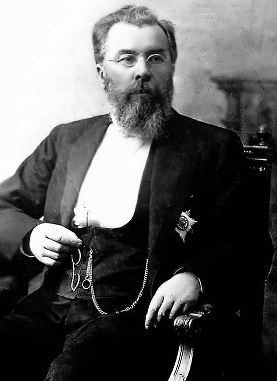 Биографияниколая васильевича склифосовского