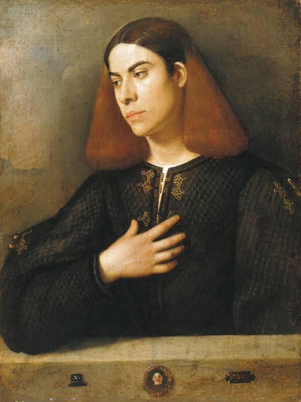 Джорджоне — биография и картины с названиями и описанием - галерея