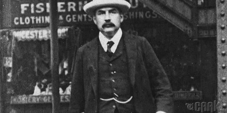 Джон пирпонт морган. биография | winners academy