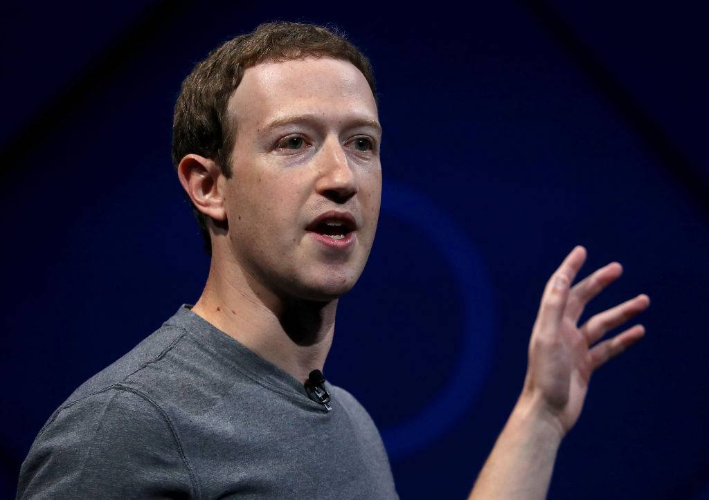 Цукерберг, марк — википедия