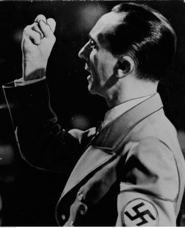 Геббельс: психологический профиль величайшего манипулятора в истории