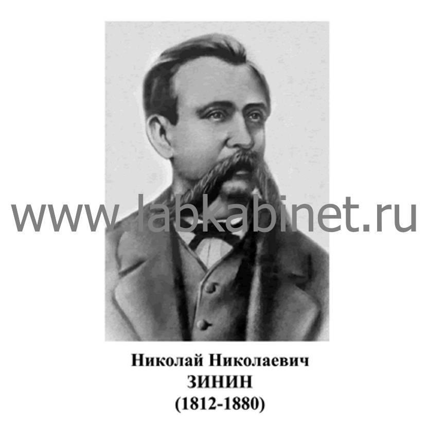 Зинин, николай николаевич (младший) биография