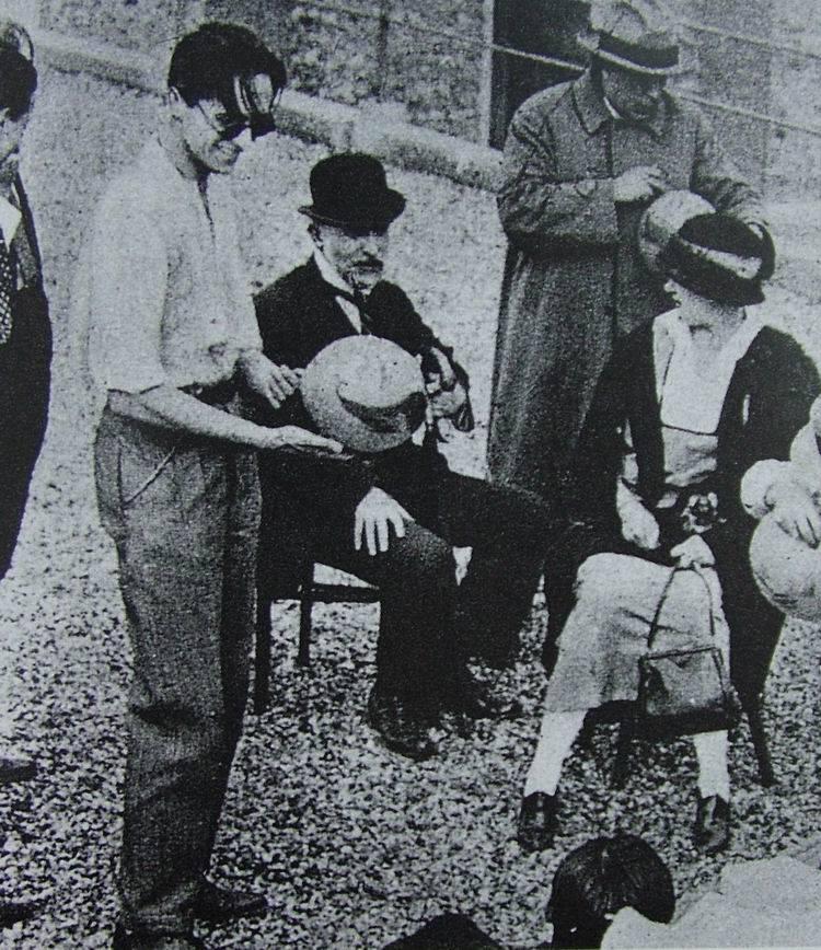 Авангардистский фильм рене клера «антракт» (1924)