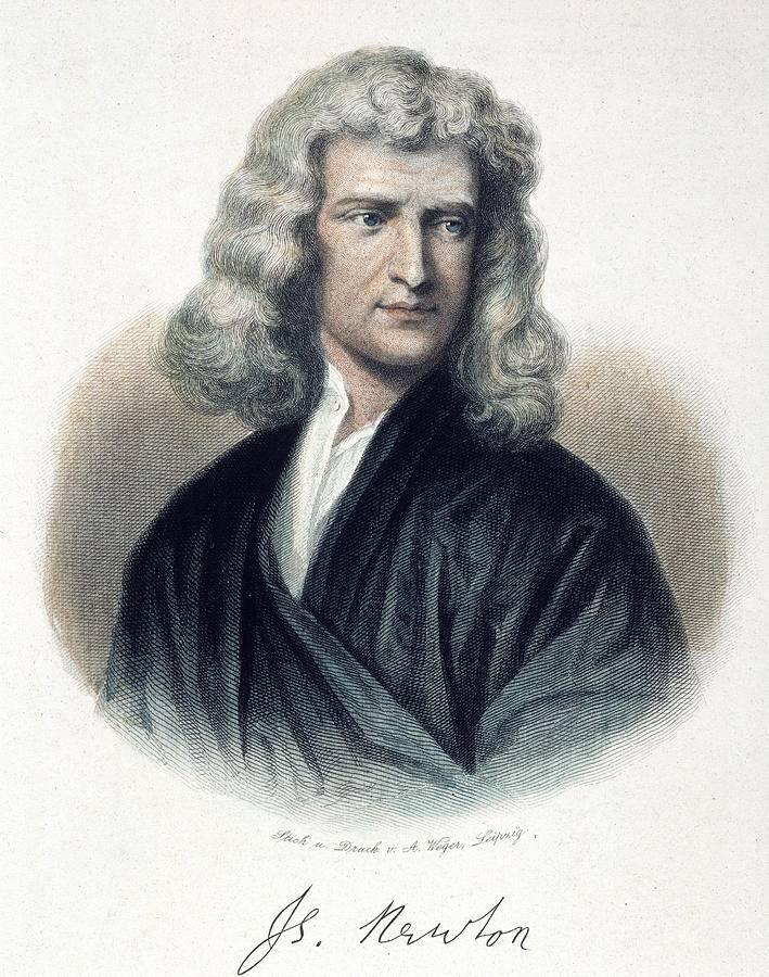 Годы жизни великого ученого: исаак ньютон краткая биография и его открытия