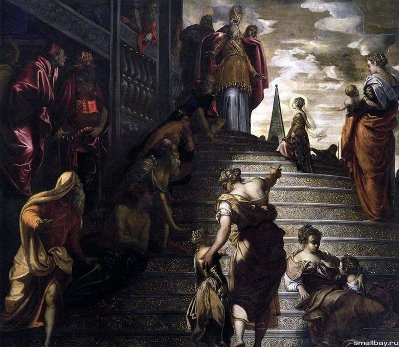Якопо тинторетто. картины и биография мастера венецианской школы xvi века
