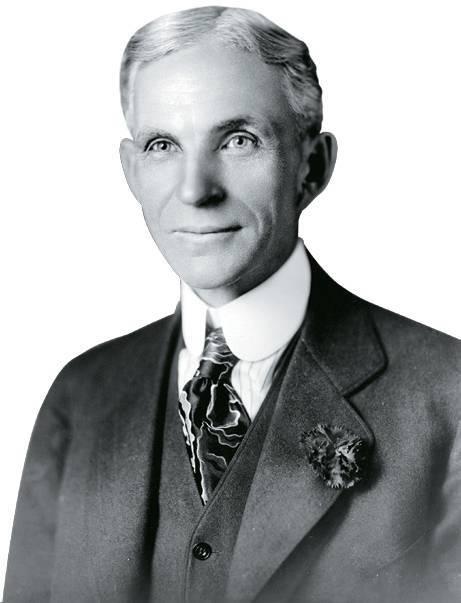Генри форд - биография, достижения, фото