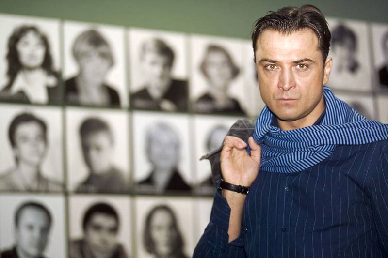 Александр лазарев (младший): биография, жена и дети, фильмы и роли, фото