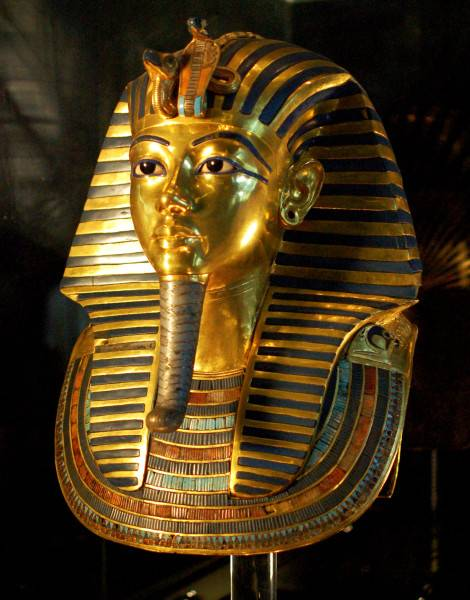 Тутанхамон и его эпоха