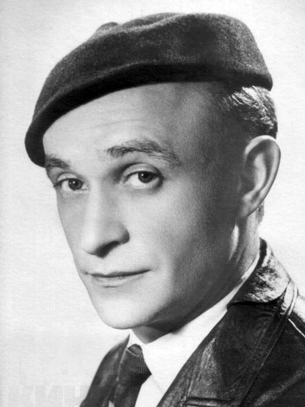 Ролан быков (12.11.1929 - 06.10.1998): биография, фильмография, новости, статьи, интервью, фото, награды