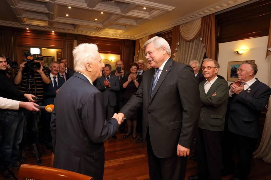 Егор кузьмич лигачев-100 лет!!! | знаете,каким он парнем был...