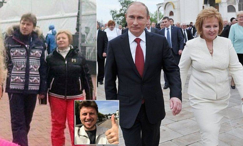 Путина, людмила александровна