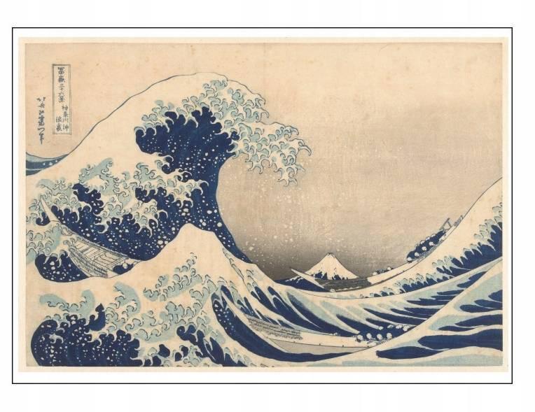 Кацусика хокусай: жизнь и творчество художника