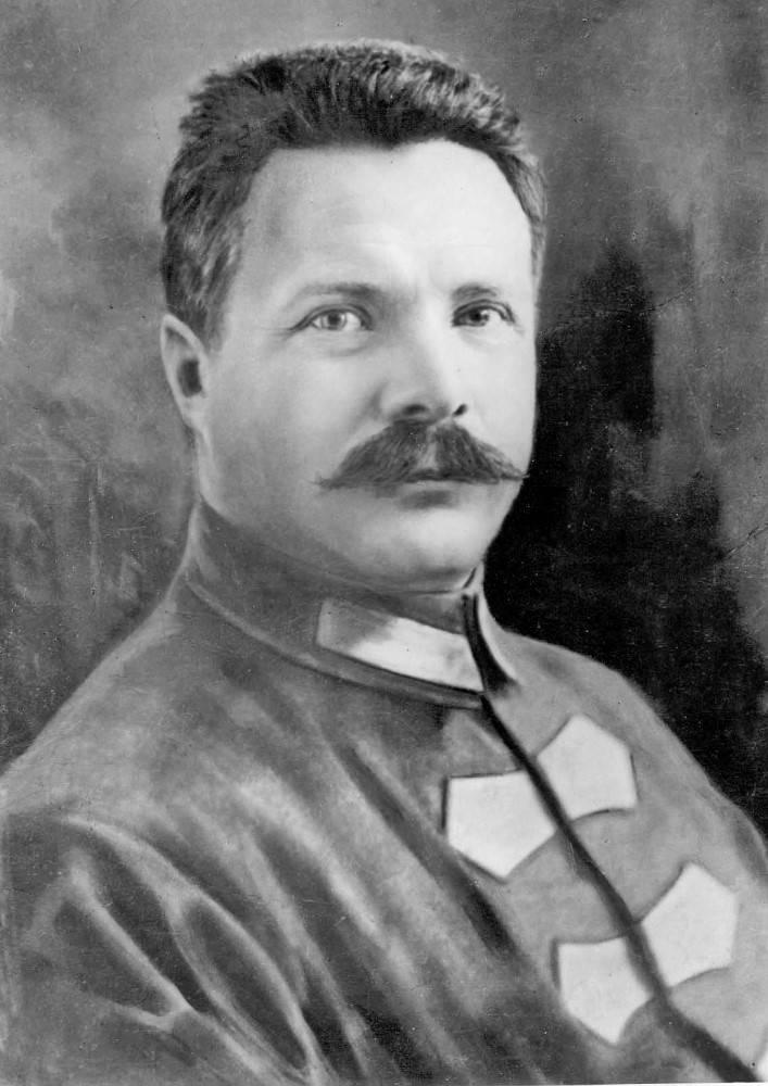 Фрунзе михаил васильевич - вики