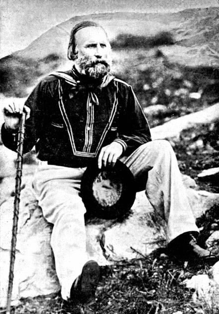 Биография гарибальди джузеппе и интересные факты из жизни